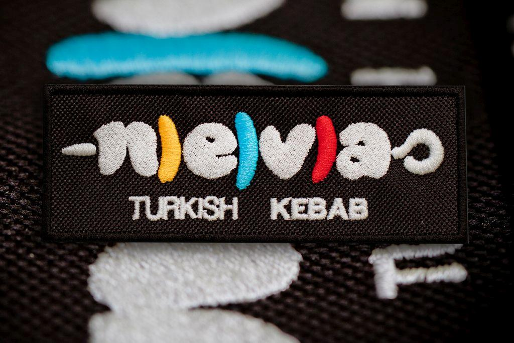 neva kebab naszywka